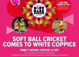 Ladies Softball Cricket White Coppice