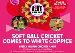 Ladies Softball Cricket White Coppice