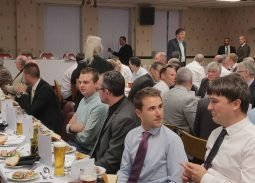 White Coppice Sportsman's Dinner